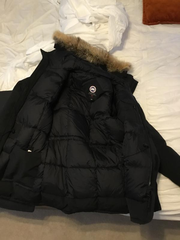 canada goose jacket types